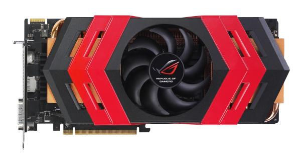Ares/2DIS/4GD5 Graphics Card