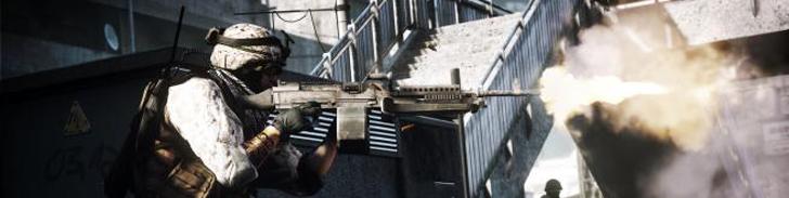 """Image from Battlefield 3 """"Sneakup"""""""