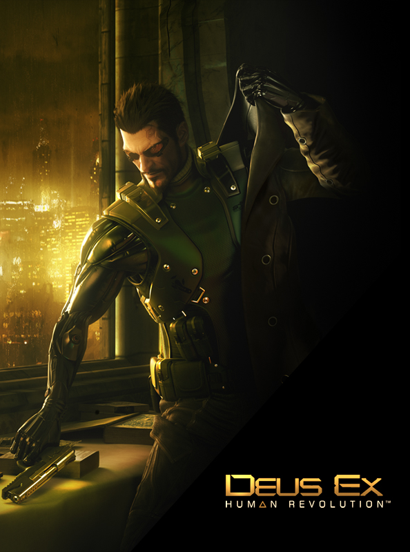 Deus Ex Human Revolution System Requirements and Game Information