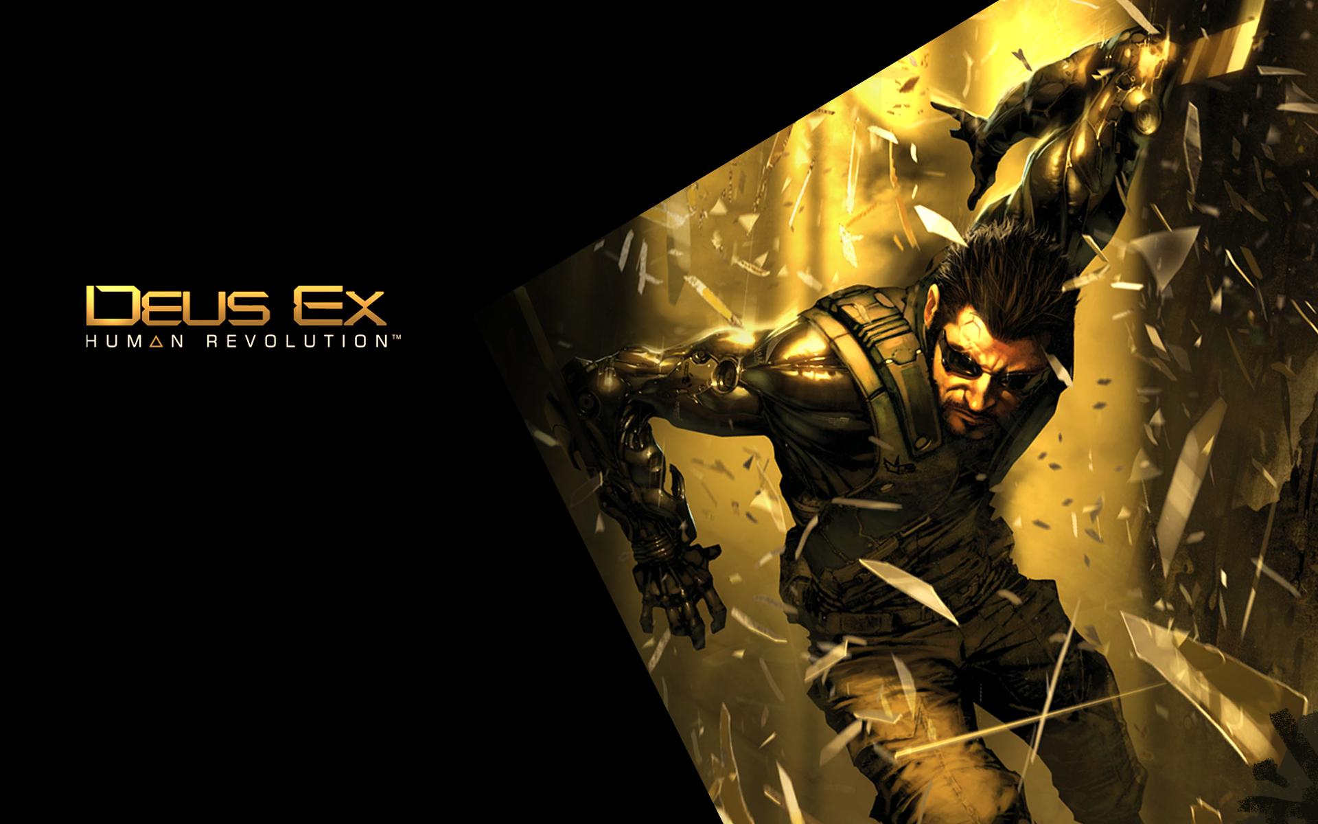 Deus Ex Mankind Divided Best Build