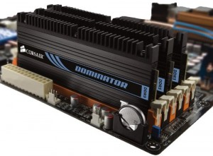 Some RAM memory modules in motherboard 6GB worth