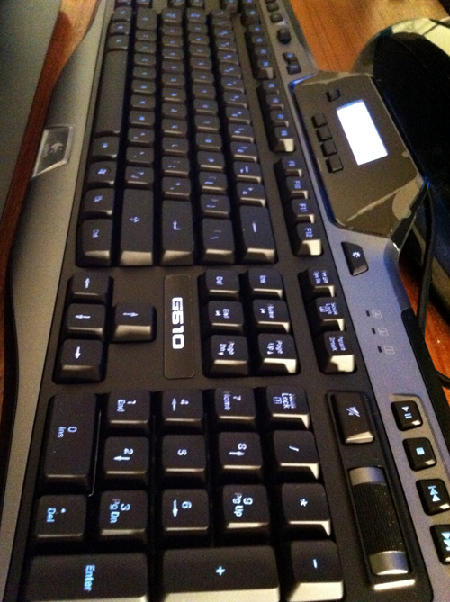 Logitech G510 Gaming Keyboard Review