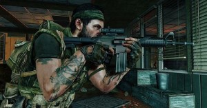 Call of Duty Black Ops Picture: An Example of a PC Game for How to Choose a Graphics Card