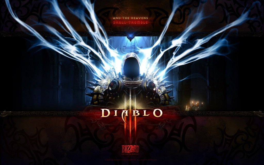 Diablo III Wallpaper (Blizzard Entertainment) @ Newb Computer Build