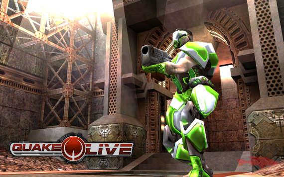 Play Quake Live