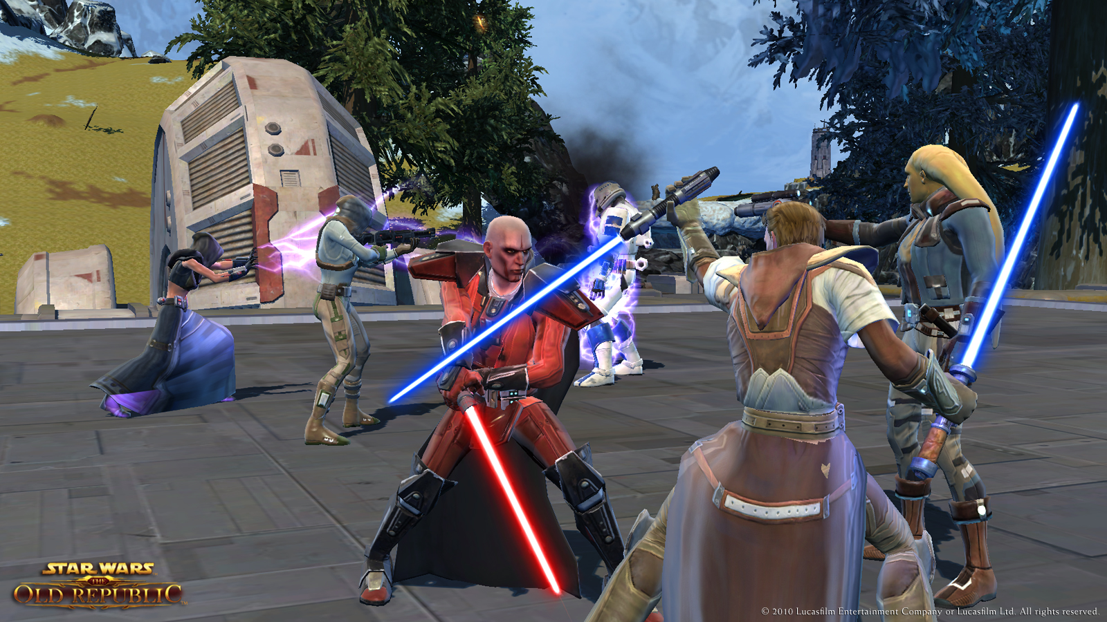 how to download swtor to a second computer
