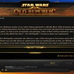 Star Wars The Old Republic Downloading