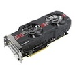 ASUS HD7950 DirectCU II 900MHz Overclocked GPU and Eyefinity Capability Graphics Cards