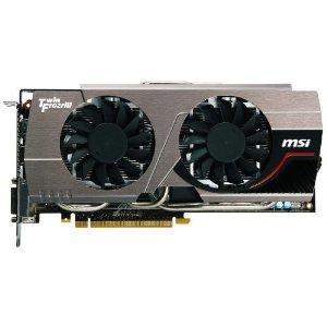 MSI N680GTX Twin Frozr III