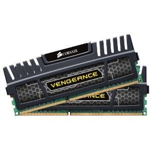 Ram: Corsair Vengeance 8 GB ( 2 x 4 GB ) DDR3 1600 MHz