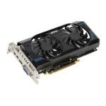 MSI Radeon 7770 1020 Mhz 1GB DDR5