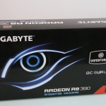 Gigabyte Radeon R9 390 GDDR5 Box