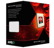 AMD FX-9370 8 Core 4.4:4.7GHZ Processor AM3+ 16MB Cache 220W