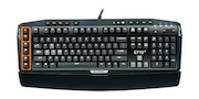 Logitech G710+ Mechanical Gaming Keyboard W: 6 Programmable G-KEYS Game Mode DUAL-ZONE Backlighting