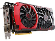 MSI Radeon R9 390 DirectX 12 R9 390 GAMING 8G