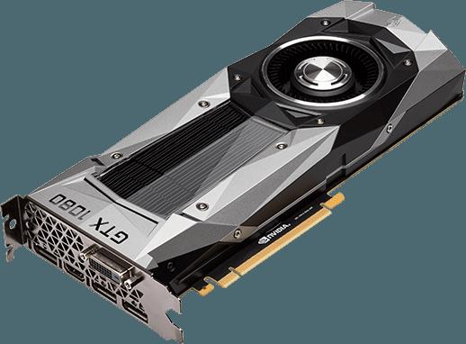 GeForce GTX 1080 PC Build