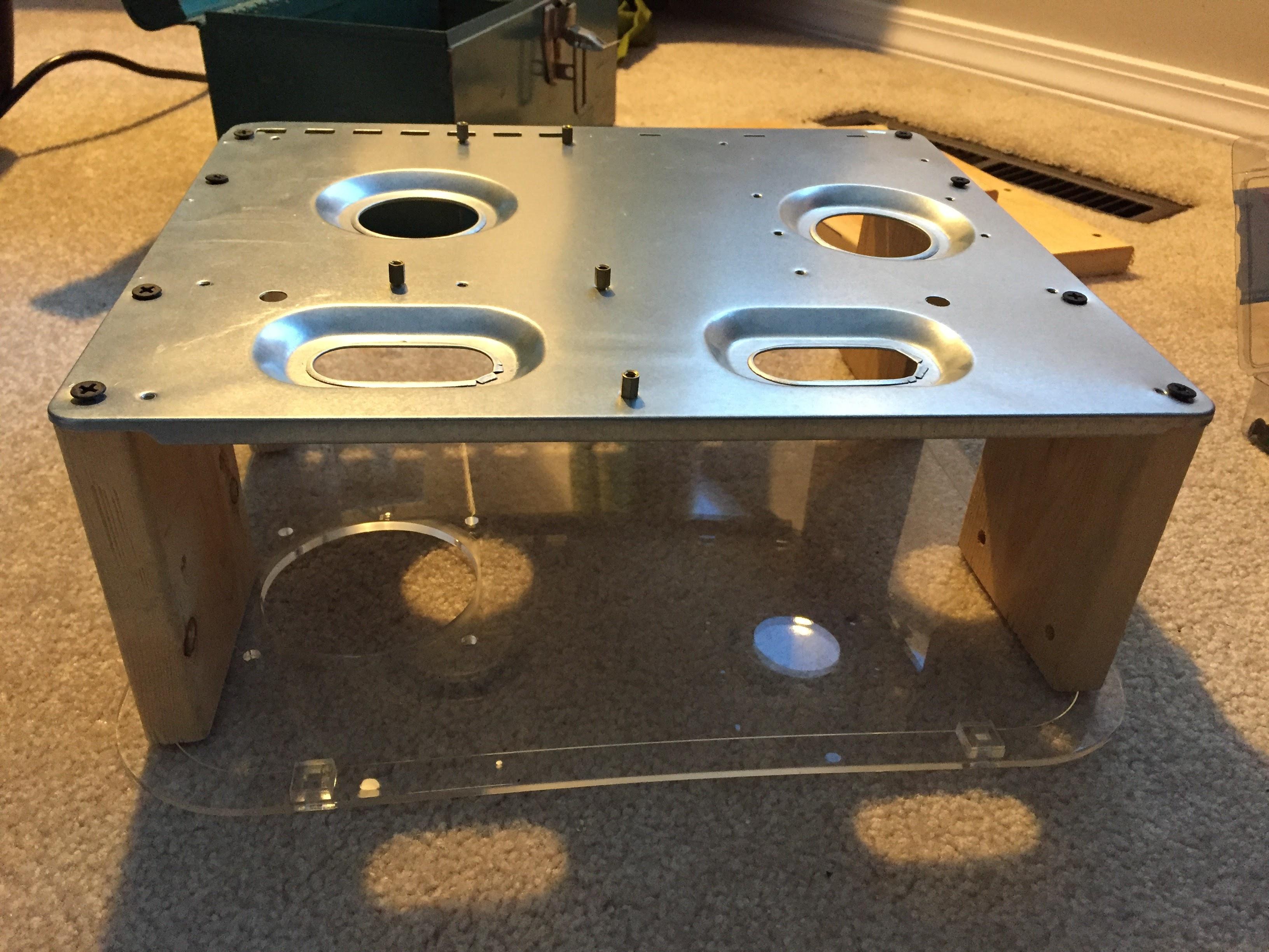 Building a Kodi PC Build Box for Cheap on a Custom DIY PC Test Bench