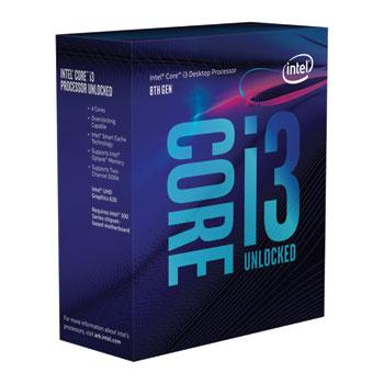 Intel Core i3-8350K - Coffee Lake