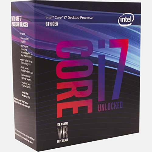Intel Core i7-8700K - Coffee Lake