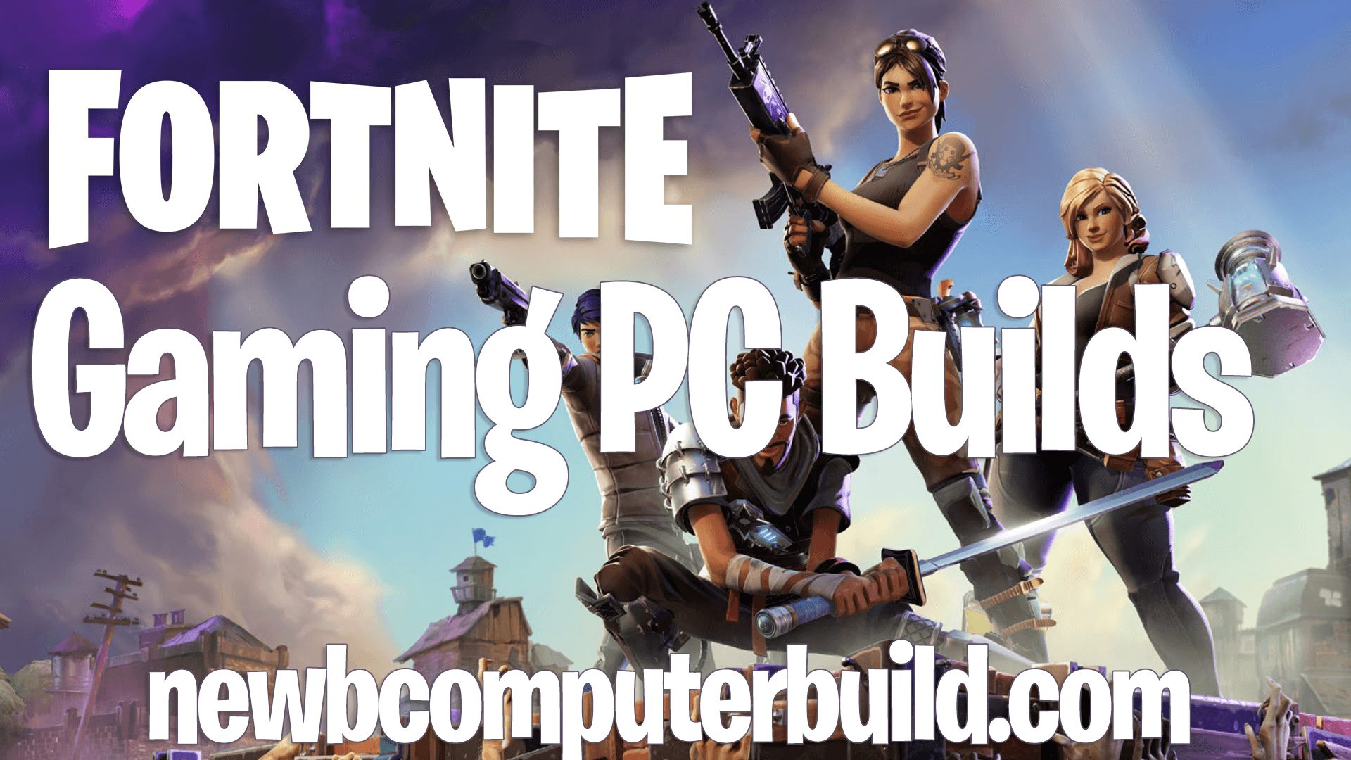 Best Gaming PC for Fortnite