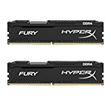 Kingston HyperX FURY Black 8GB Kit (2x4GB) 2133MHz $700 gaming pc build 2018
