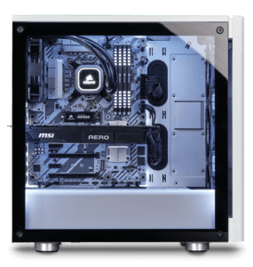 CORSAIR CARBIDE 275R gaming pc build
