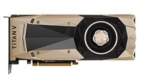 NVIDIA TITAN V - gaming pc graphics card