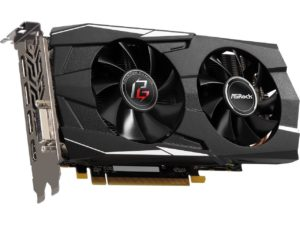 ASRock Phantom Gaming D Radeon RX 580 Best Black Friday 2018 Graphics Card Deals