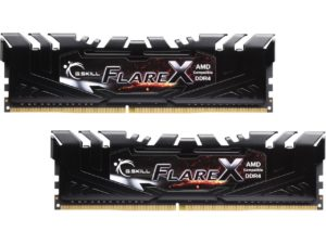 G.SKILL Flare X (for AMD) 16GB (2 x 8GB) 288-Pin Best Black Friday 2018 RAM and Memory