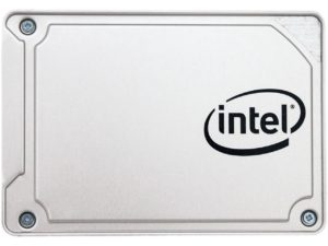 Intel 545s 256GB SATA III 64-Layer 3D NAND TLC Internal Solid State Drive (SSD) - Black Friday 2018 Storage Deal