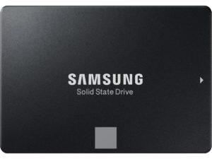 SAMSUNG 860 EVO Series 2.5 1TB SATA Best Storage and Hard Drives Black Friday PC Deals