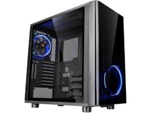 Thermaltake View 31 Computer Case (Black) - Best Black Friday Gaming PC Case Deals 2018