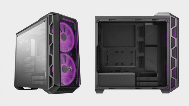 Cooler Master MasterCase H500 - December 2018 Gaming PC Builds of the Month