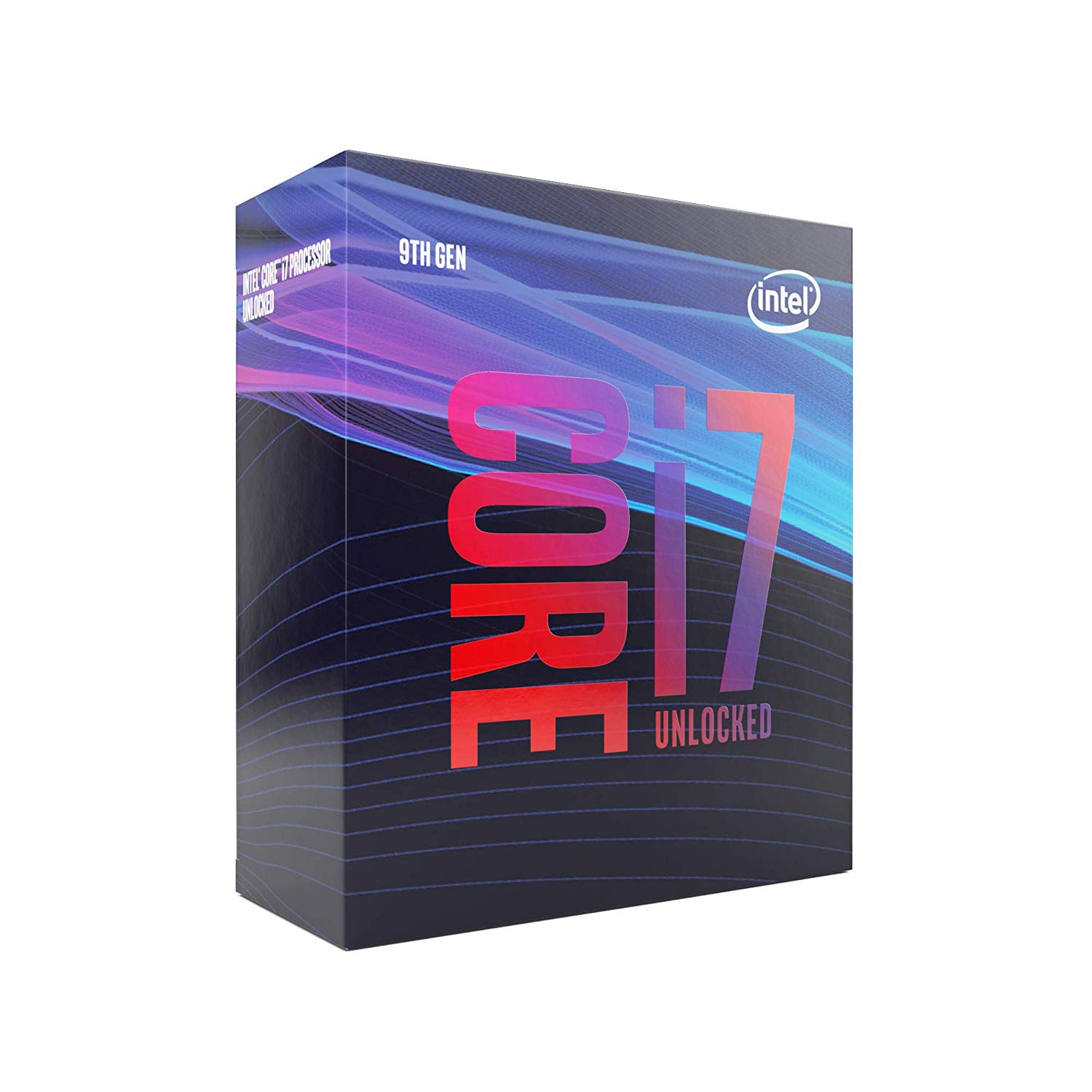 1 CPU - Intel Core i7-9700K Desktop Processor - Best $1500 PC Build 2019