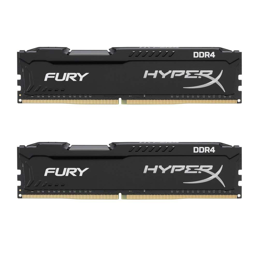 5 RAM - 8GB HyperX Kingston Technology FURY - Best $500 PC Build 2019