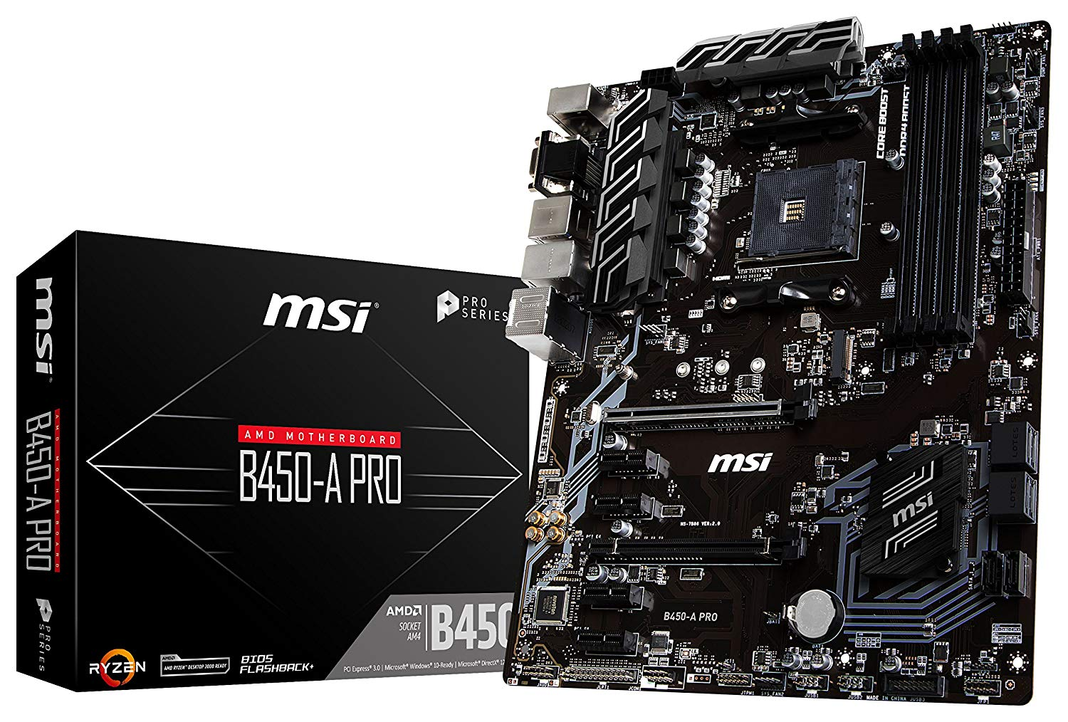 3 Motherboard - Best $700 PC Build 2019