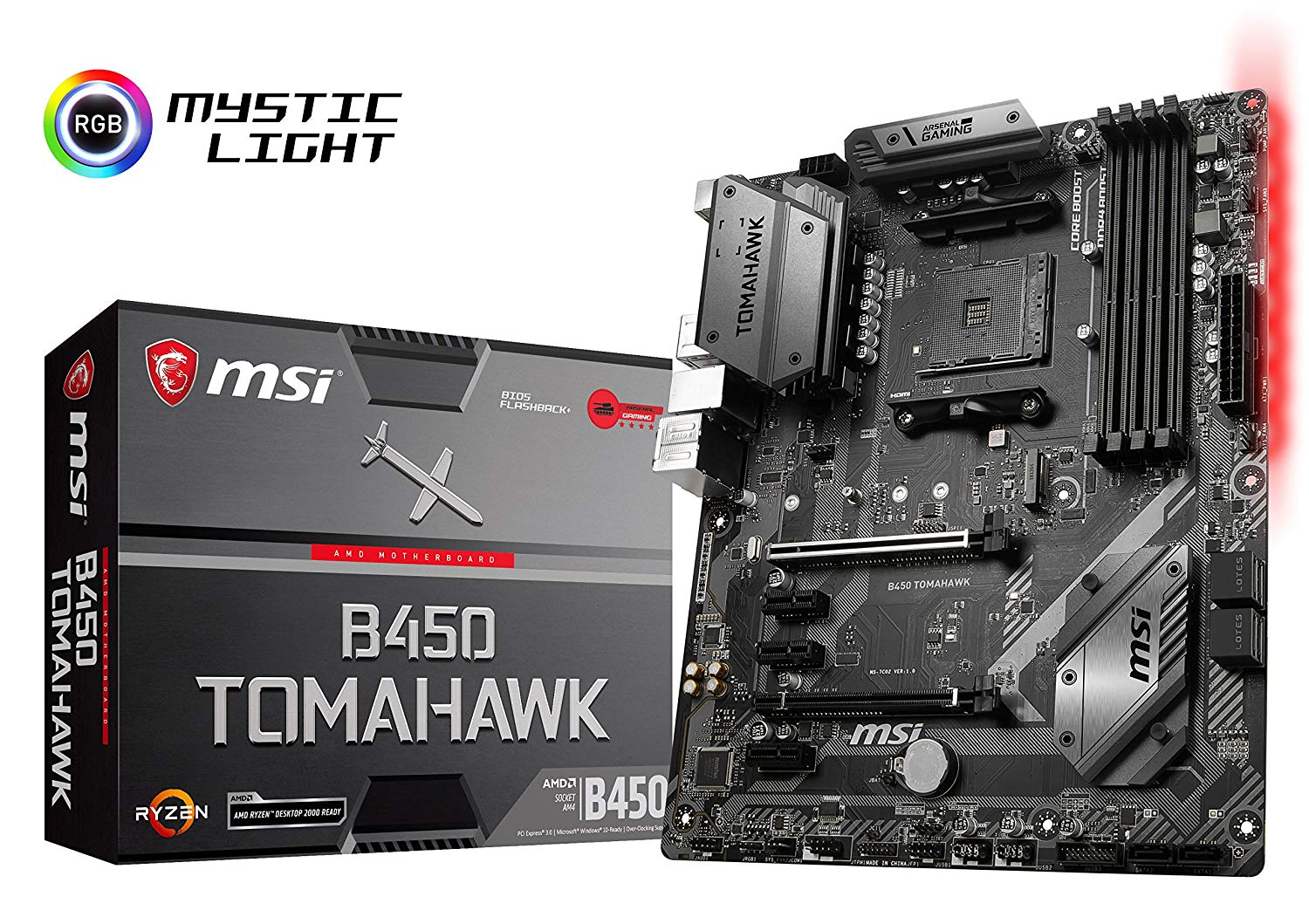 3 Motherboard - Best $1000 PC Build 2019