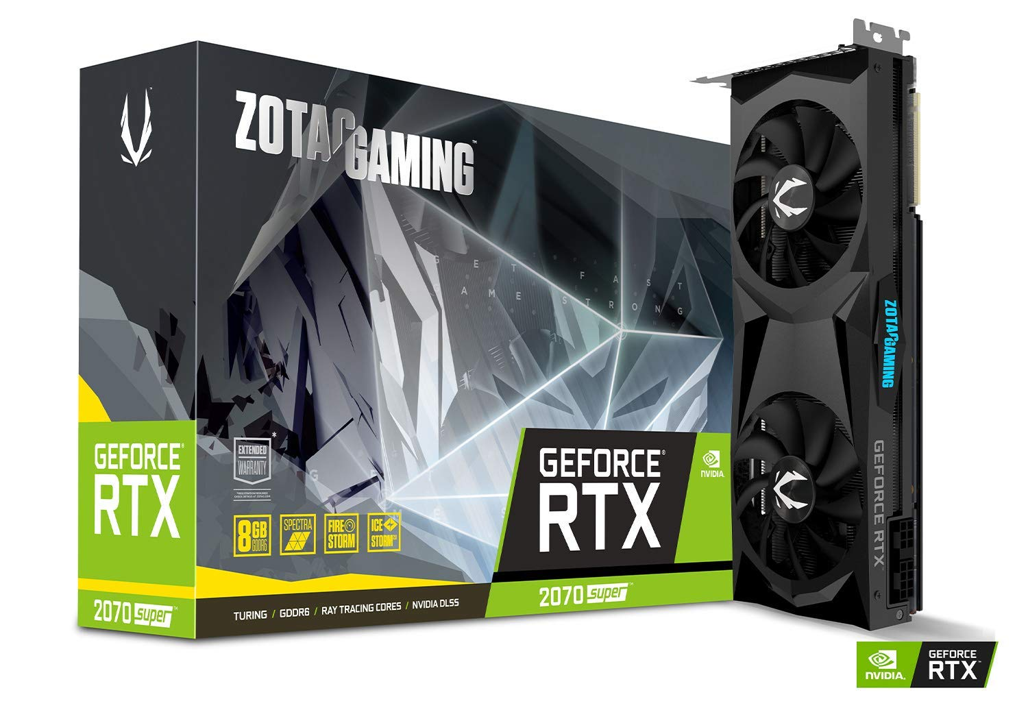4 Graphics Card - ASUS ROG STRIX GeForce RTX 2070 - Best $1500 PC Build 2019