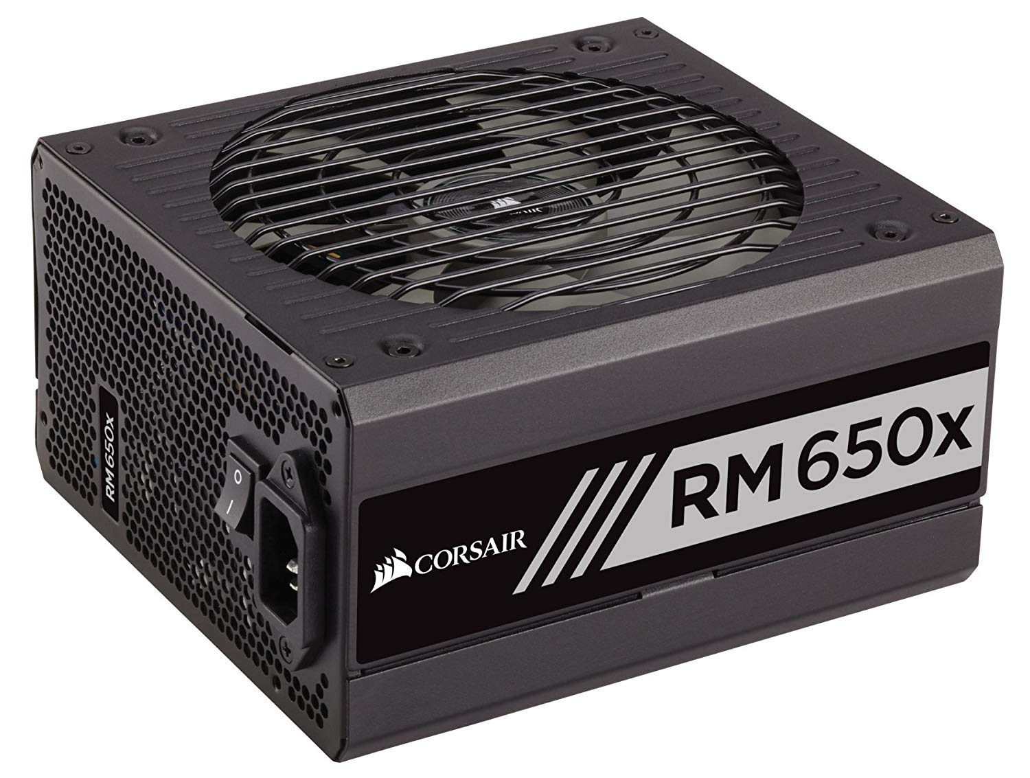 7 PSU - Seasonic FOCUS Plus 650 Gold Power Supply - Best $1000 PC Build 2019