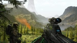 Halo Infinite Gaming PC Gameplay