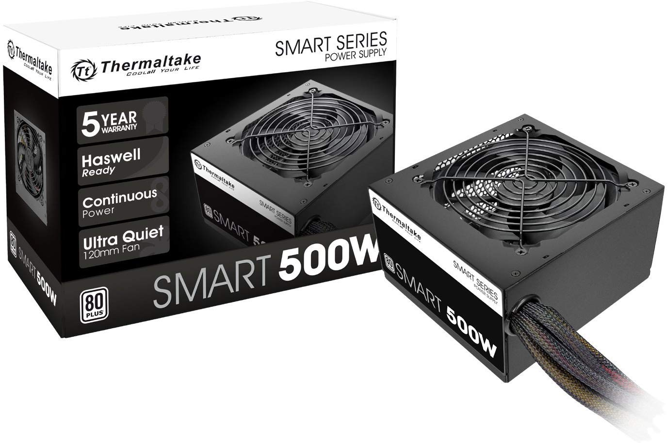 7 Power Supply - Best $500 PC Build 2020