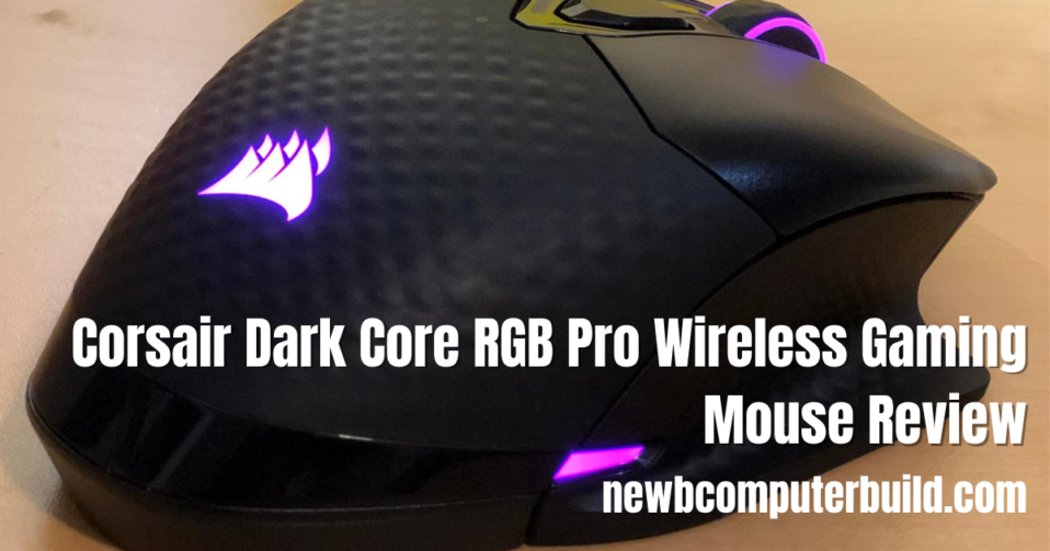Corsair Dark Core RGB Pro REVIEW