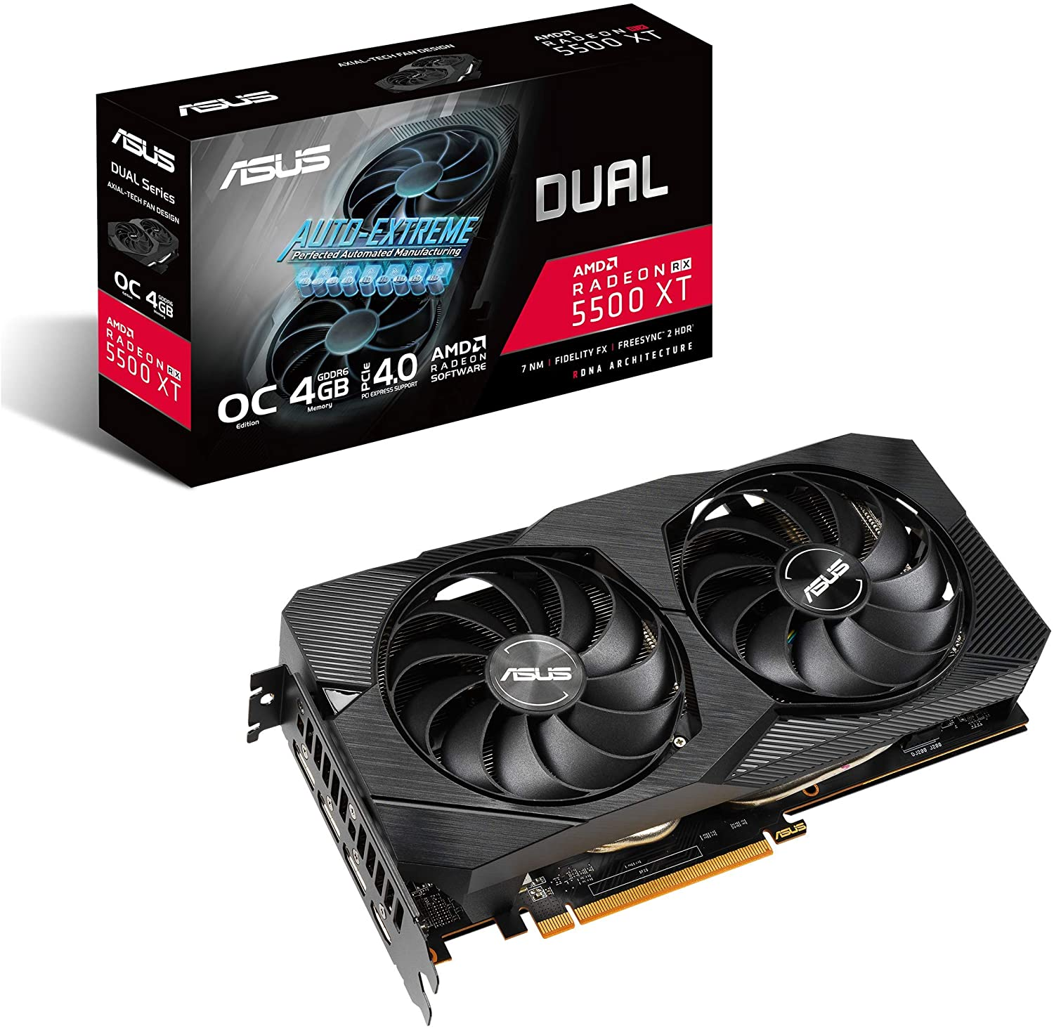 4 Graphics Card - Best $500 PC Build 2020