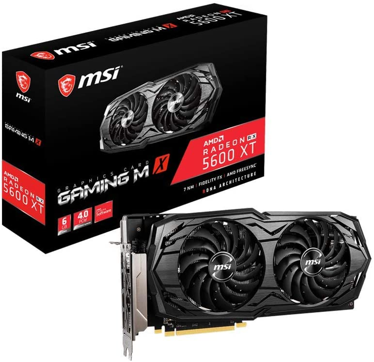 4 Graphics Card - Best $700 PC Build 2020