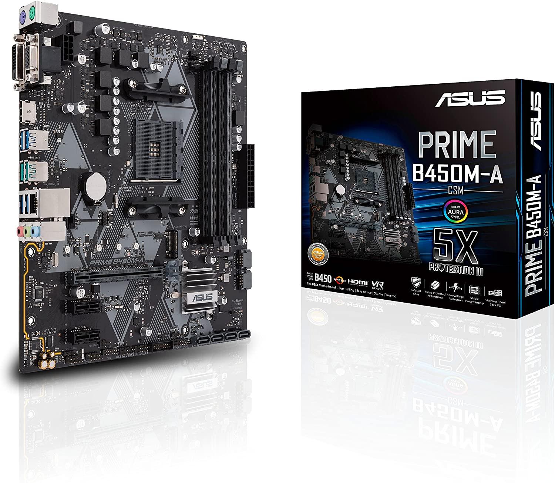 3 Motherboard - Best $500 PC Build 2021