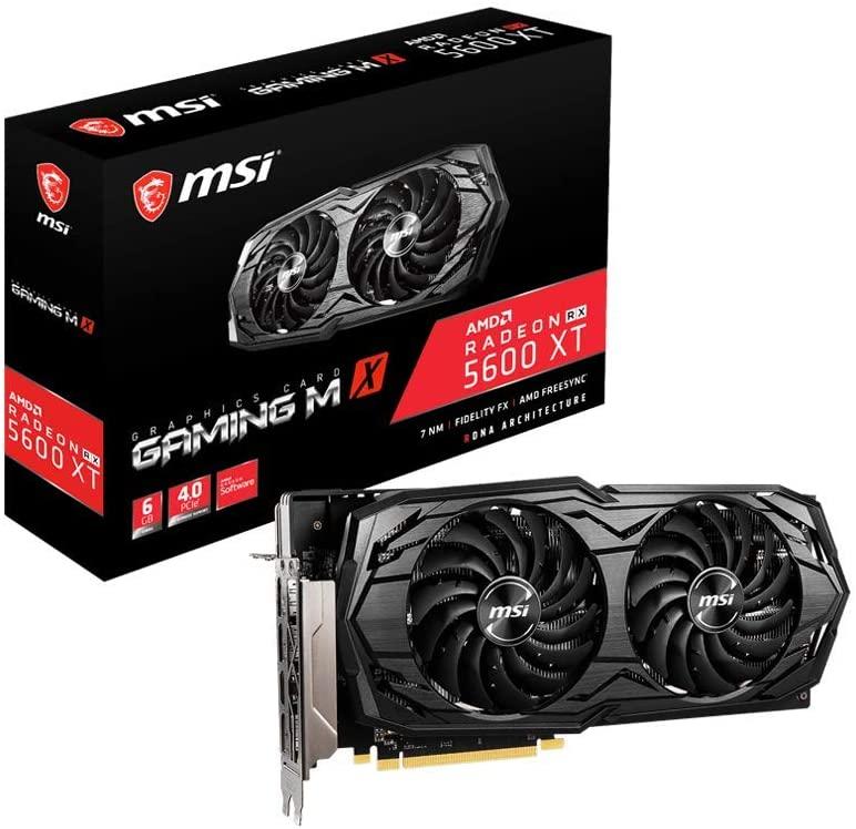 4 Graphics Card - Best $800 PC Build 2021