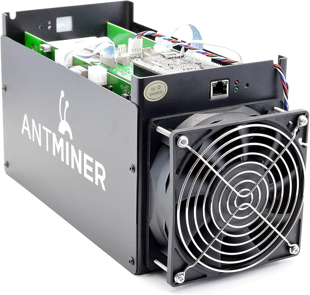 Antminer Bitcoin Miner - 2021 GPU Shortage