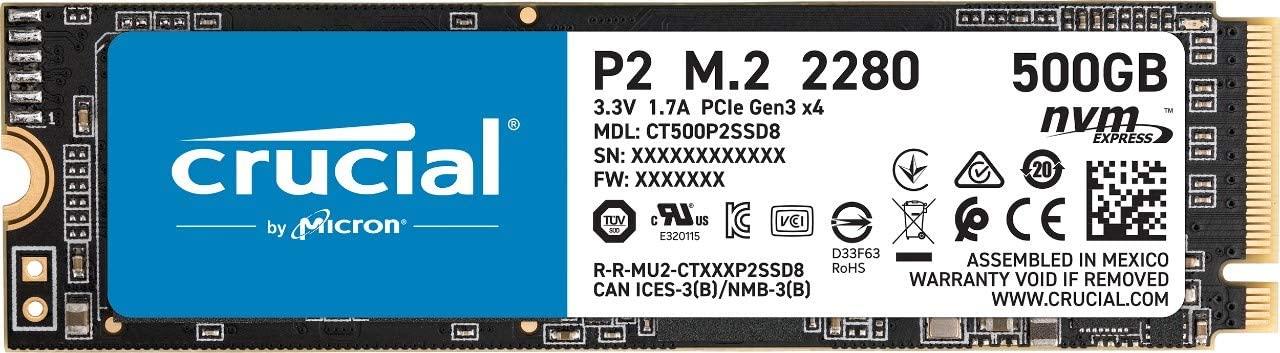 6 SSD - Best $1000 PC Build 2021