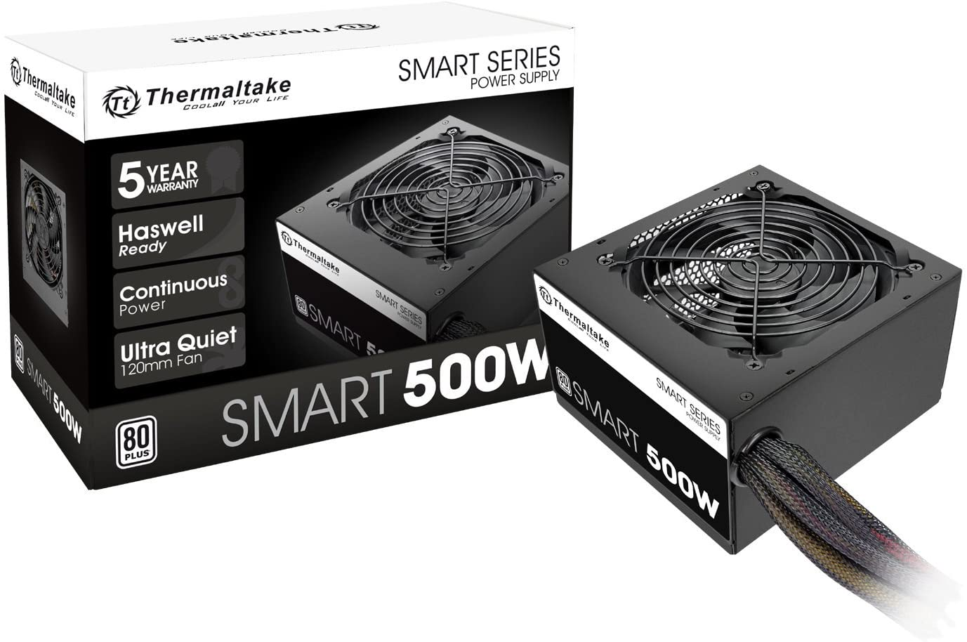7 Power Supply - Best $500 PC Build 2021