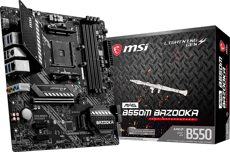 3 Motherboard - Best $1000 PC Build 2021